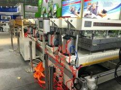 기계 밀어남 생산 라인을 만드는 PVC WPC 거품 널 장