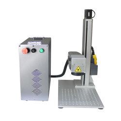Focuslaser Galvo-Faser-Laser-Gravierfräsmaschine für Metalle und Nichtmetalle