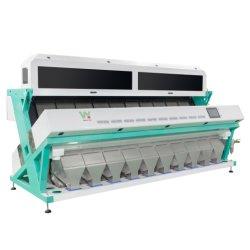 Los tubos de 10 máquinas agrícolas de plástico de clasificador de color óptico