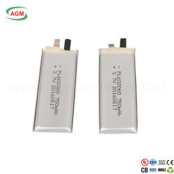 Ncm602060 rechargeable batteries pour portable Pl 3,7 V 750mAh Batterie Lipo