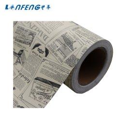 Lanfeng Qz003 maakt het Goedkope Zelfklevende Behang van het Vernisje waterdicht anti-Fingerproof