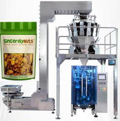 重量を量る高精度なポテトチップおよびパッキング機械