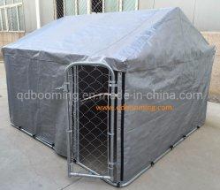DIY Kettenlink-galvanisierte Hundehundehütte