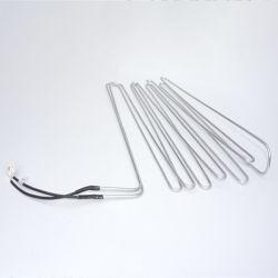 アルミニウム管のヒーターが付いている卸し売り電気構成のヒーター
