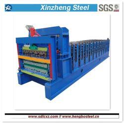 1050 machine à profiler machine de formage de tuiles en acier de couleur
