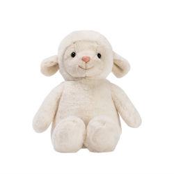 Super Soft de oveja de peluche Peluches niños adorables animales ovinos apaciguar las muñecas presente de bodas