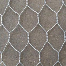 Reticolato esagonale galvanizzato della rete fissa della rete metallica di Yaqi della rete metallica di /3/8 esagonale del reticolato ''