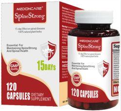 Ingrediente di erbe dietetico di supplemento 100% di Spinestrong per salute spinale maschio