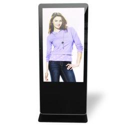 """43""""49""""55"""" polegadas Telefone móvel da estação de carregamento Leitor Publicidade Ecrã sensível Full HD Media lcd monitor Kiosk"""