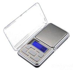 Pocket Mini balança eletrônica de joalharia Digital Balança de precisão de Escala