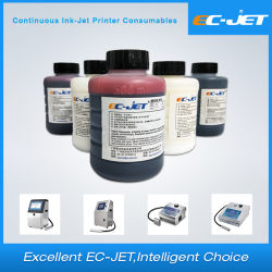 Videojet Domino용 Eco-Solvent Ink용 EC-Jet Eco-Solvent Printing Ink Linx 마헴