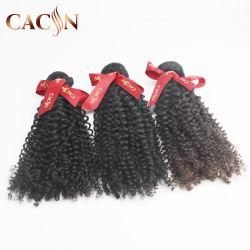 Het In het groot Beste die van de Directe Levering van de fabriek het Maagdelijke 8A Kroezige Bulk Menselijke Haar van Afro verkopen