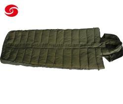 추운 날씨에 대비한 휴대용 야외 미라 도매 슬리핑 백