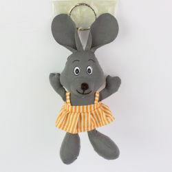 Горячий продавать цепочки ключей светоотражающие кукла игрушка детский подарочная цепочки ключей