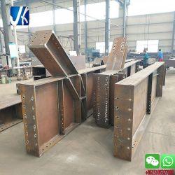 Große Stahlbau Kommerzielle Metallarbeiten