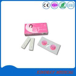 Vendas quente HCG Gravidez Cassete Teste rápido