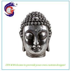 Polyresinの最も売れ行きの良いクラフト、Polyresin石造りの仏の彫像の彫刻のホーム装飾および庭の装飾の装飾