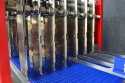 Automatique de type linéaire droites à 2 bobines (chaleur) rétractables à chaud (réduire) d'étanchéité et le film d'étanchéité de l'emballage/emballage/l'enrubannage/Wrap//Conditionneur Wrapper/ paquet Machine