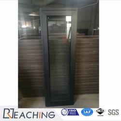 Producción masiva de la puerta de aluminio puerta de metal para el proyecto de la puerta de Casement