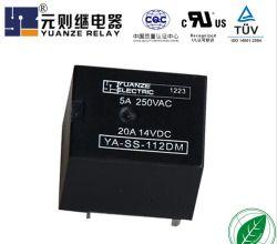 General del relè di Ya mini per la famiglia 15.5mm*12.1mm*13.8mm