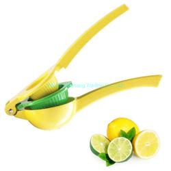 2 en 1 Double En aluminium Lemon Lime Squeezer presse-agrumes