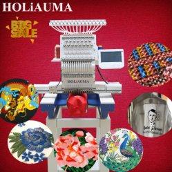 Semelhante a quente Tajima Butterfly Novo Sistema Informático Comercial no Mercado Interno uma Cabeça Swf, Preços de máquina de bordado CNC