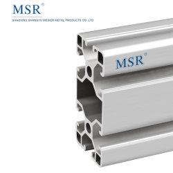 4080 C Profil Aluminium Ob à fente en T4080C de l'industrie Profils En Aluminium
