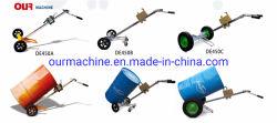 450kg de mechanische HandHulpmiddelen van de Vrachtwagen/van de Hand van de Pallet van de Trommel van de Olie