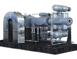ضاغط الكباس المواكب للضغط العالي لمضاغط معزز الغاز الهيدروجيني لـ صناعة الزجاج