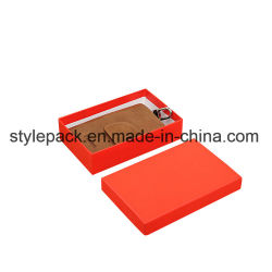 Produits en cuir rouge/boîtier d'Emballage Emballage