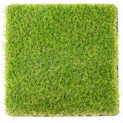 Искусственных травяных лужайке синтетическим покрытием газон сад оформлены на лужайке трава газон осенью цвета 25мм