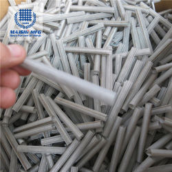Tecidos de malha de aço inoxidável do tipo tubo do filtro