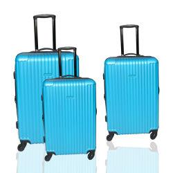 ABSパソコン堅い旅行トロリー箱のスーツケースの袋によって動かされる荷物
