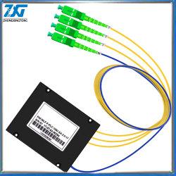 FTTH Sc/ACP sur 1X3 PLC Boîte de fibre optique de doubleur de gamme Module coupleur
