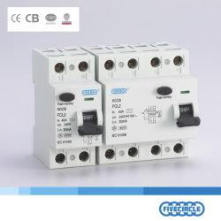 高品質40A中国の回路ブレーカへの磁気ACタイプRCCB 2p 16