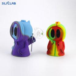 Newest Ghost pipe à eau de silicone JOINT SILICONE Tube de fumer le narguilé Shisha
