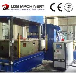 SMCのガラス繊維の高温圧縮のための熱オイル型のヒーター