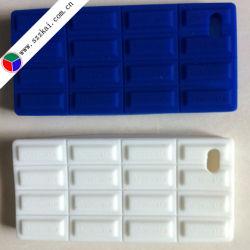 Силикон и алюминиевый корпус для iPhone 3G/3GS