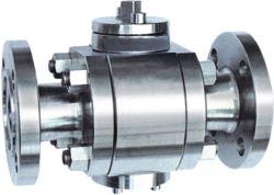 304/316 robinet à tournant sphérique d'acier inoxydable