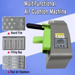 Gonfleur de coussin pneumatique automatique des tampons de la machine pour l'oreiller de l'Air Bag Sac de bulle de film à bulles