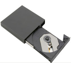 USB2.0 azionamento esterno ultra sottile dell'azionamento ottico DVD