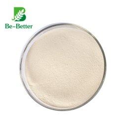 Champignon naturel Animal-Free chitosane carboxyméthyl poudre échantillon gratuit pour les produits cosmétiques soin certificat ISO9001 Kasher