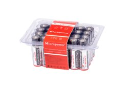 Trockene alkalische AA Um3 Lr6 Nr. 5 Batterie der Zellen-1.5V für elektrische Autos