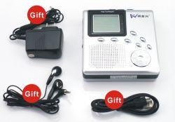 Repetidor de idioma con MP3/USB/SD