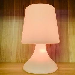 寝室の装飾のための熱い販売RGB夜ライト卓上スタンド