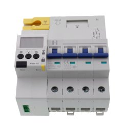 Smart Thermal Electrical Circuit Breaker Overload Protect