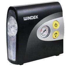 Gonfiatore classico della gomma di automobile del compressore d'aria con indicatore luminoso
