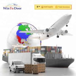 DDP Service dans les pays européens, Royaume-Uni, Allemagne, Italie, Espagne, Pays-Bas, la France et d'autres pays européens, porte à porte, transitaire, taxes incluses