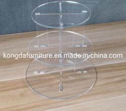 Freier Entwurfs-Acrylausstellungsstand-Acryl-Halter
