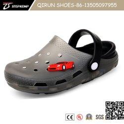 Jardín de Niños EVA Zuecos zapatos niños superior de PVC con luz LED de 20s5092